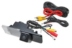 CCD parkovací kamera Kia Optima II. - obsah balení