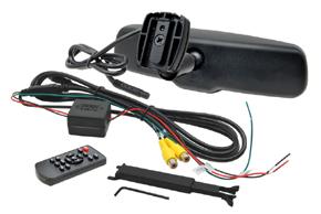 AK-043LA monitor v zrcátku Opel - obsah balení