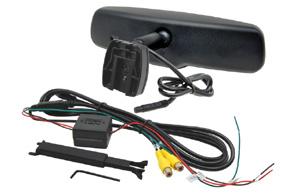 AK-043LA monitor v zrcátku - zatmavovací Audi, VW - obsah balení