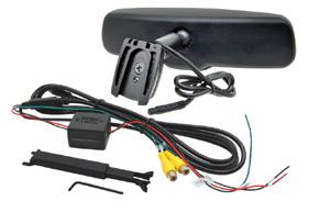 AK-043LAD monitor v zrcátku ztmavovací Ford, Toyota - obsah balení