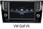 VW Golf VII. navigace