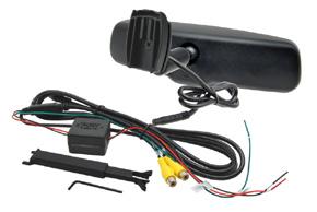 AK-043LAD monitor v zrcátku ztmavovací Renault, Volvo - obsah balení