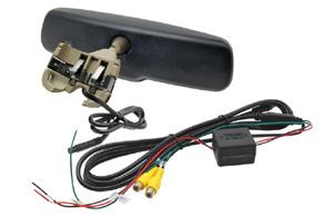 AK-043LA monitor v zrcátku VW / Škoda - obsah balení