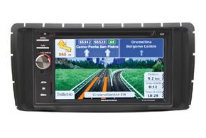 Rámeček autorádia Toyota Hilux (12->) - s vestavěnou navigací Macrom
