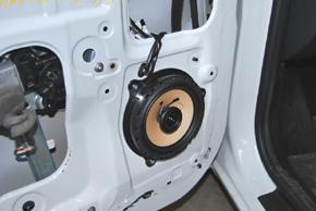 Dacia Lodgy 2013 - přední dveře
