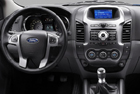 Ford Ranger (2012->) - interiér
