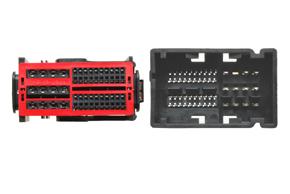 Adaptér pro HF sadu Fiat 500L - detail konektoru