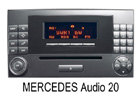 Mercedes Audio 20