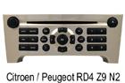 OEM autorádio Citroen / Peugeot RD4 Z9 N2