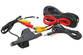 CCD parkovací kamera Hyundai Santa Fe - obsah balení