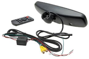 AK-043LA monitor v zrcátku Audi, VW, Škoda - obsah balení