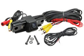 CCD parkovací kamera Subaru - obsah balení