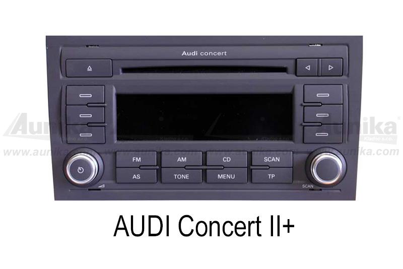 Aux Vstup Pro Autor 225 Dia Audi 06 Gt Jack