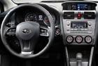 Subaru XV 2012 - interiér