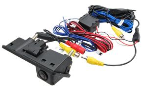 CCD parkovací kamera Audi / VW - obsah balení