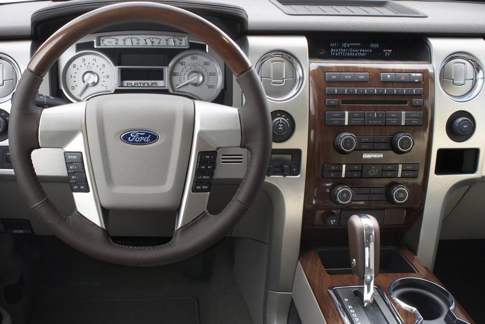 Rámeček autorádia 2DIN Ford F-150