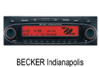 BECKER Indianapolis