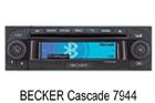 BECKER Cascade 7944