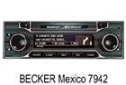 BECKER Mexico 7942