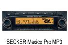 BECKER Mexico Pro MP3