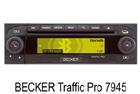 BECKER Traffic Pro 7945