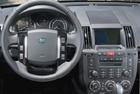 Land Rover Freelander II. - interiér