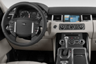 Land Rover Range Rover Sport - interiér