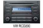 VW autorádio RCD200
