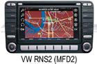 VW navigace RNS2 (MFD2)