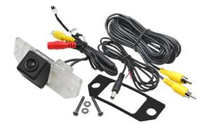 CCD parkovací kamera Ford Focus / C-max - obsah balení
