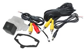 CCD parkovací kamera Honda CR-V - obsah balení