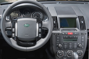Land Rover Freelander (06-13) - interiér