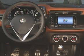 Alfa Romeo Giulietta 14-> - interiér