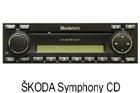 Autorádio Škoda Symphony