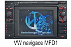 VW navigace RNS1