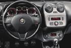 Alfa Romeo MiTo - interiér