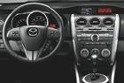 Mazda CX-7 - interiér