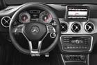 MERCEDES CLA Coupe [C117] (1/2013->) - interiér