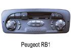 Peugeot OEM autorádio RB-1