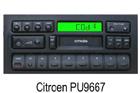 Citroen Xantia (1994-2001) - Clarion PU9667A