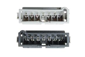 Adaptér pro aktivní audio systém Chrysler / Dodge - detail konektoru