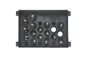 Adaptér pro aktivní audio systém BMW - detail konektoru