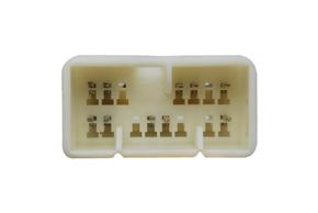 Adaptér pro aktivní audio systém Toyota / Lexus (92-99) - detail konektoru