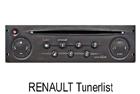 OEM autorádio Renault Tunerlist
