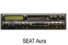 OEM autorádio Seat Aura CC