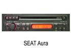Seat autorádio Aura CD