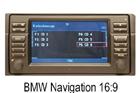 BMW navigace 16:9