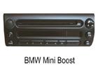 BMW Mini autorádio Boost