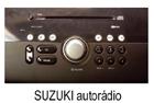 Suzuki OEM autorádio