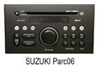 Suzuki OEM autorádio PARC06